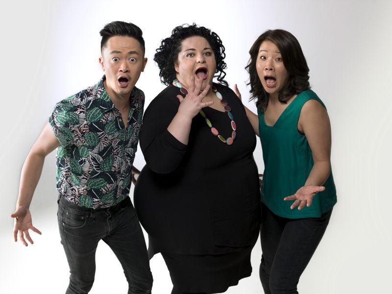 Stop Everything! Benjamin Law, Lauren Rosewarne and Beverley Wang take on popular culture in 2018