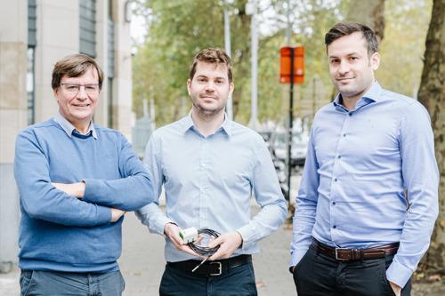 Finance&Invest.Brussels et Luminus investissent dans la startup bcheck, la solution préventive aux pannes de chauffage