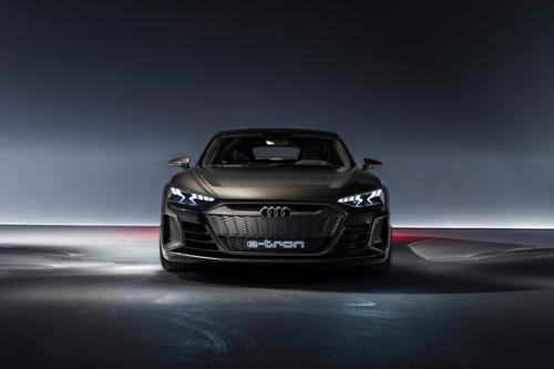 Audi op het autosalon van Genève 2019