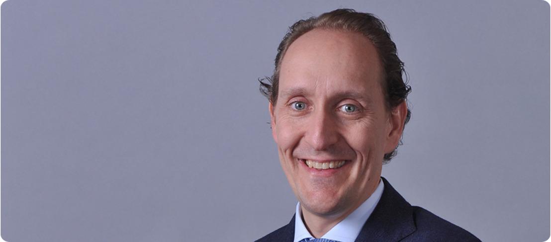 Dieter Vranckx, nieuwe Chief Financial Officer en deputy CEO van Brussels Airlines