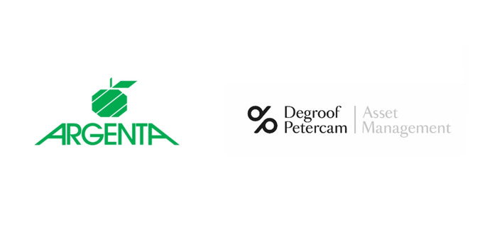 Argenta en Degroof Petercam Asset Management richten joint venture ARVESTAR op