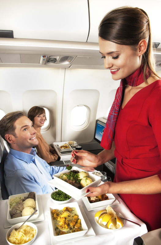 On board - Catering