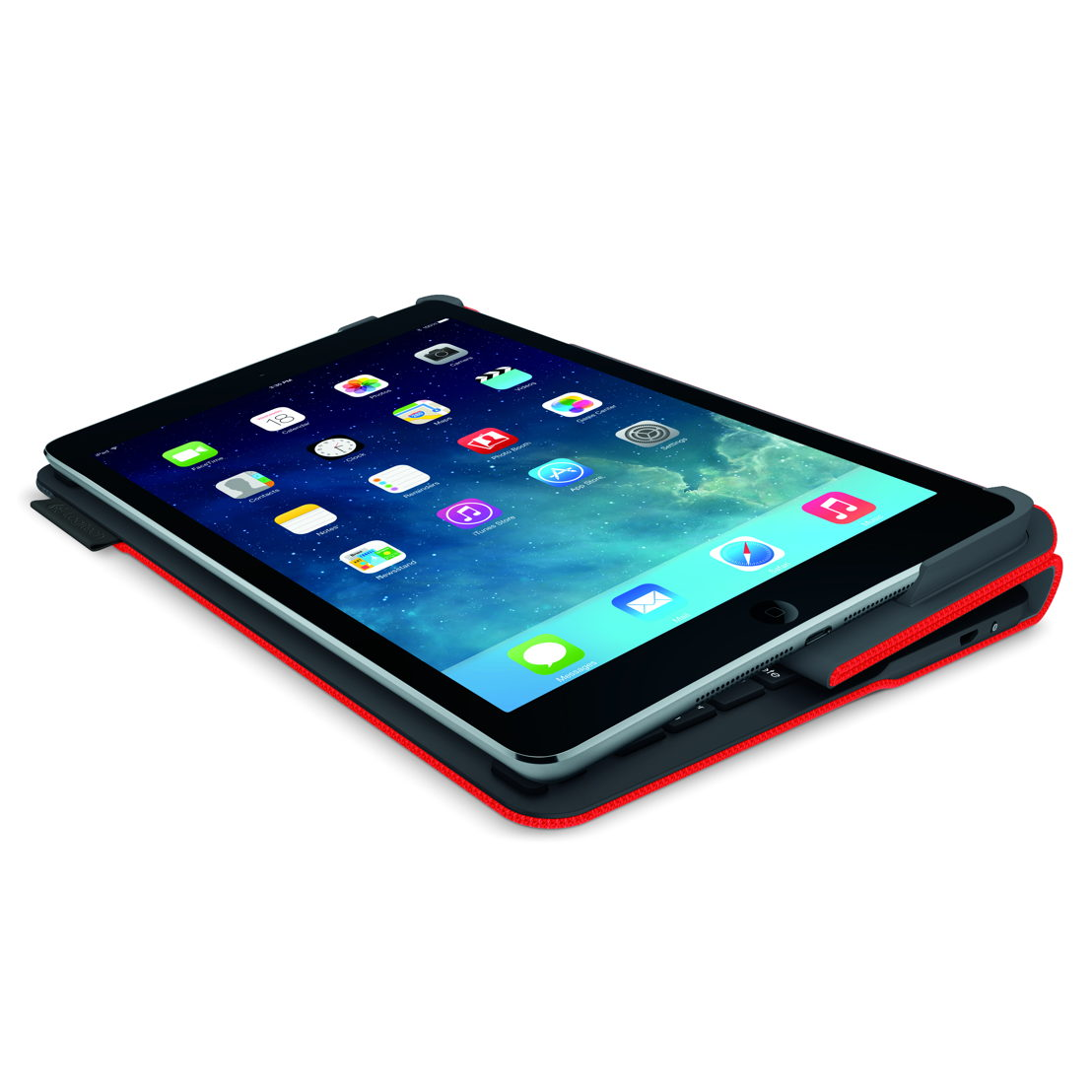 Estuche con teclado Logitech®  TYPE + para iPad Air 2