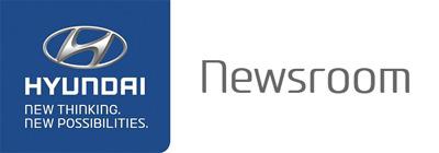 Hyundai Belux Newsroom perskamer Logo