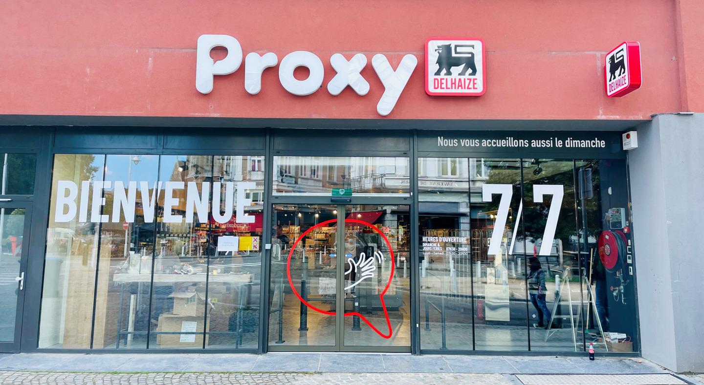 Le nouveau Proxy Delhaize Outremeuse ouvre ses portes aujourd'hui