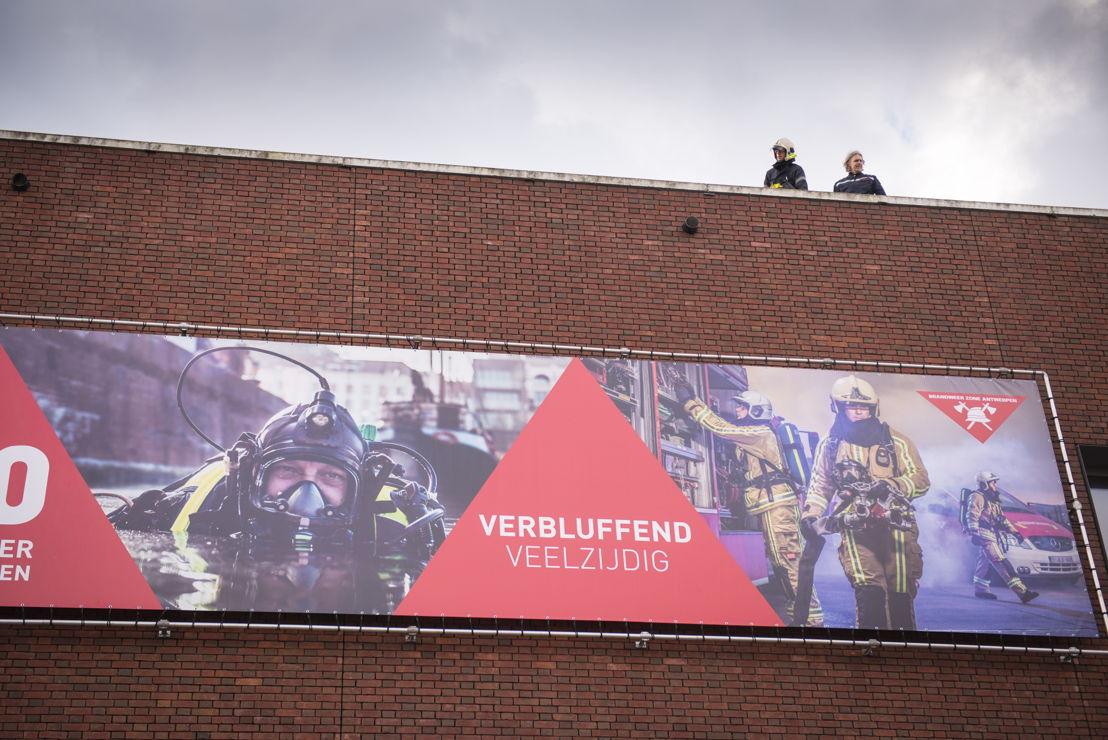 Lancering 200 jaar Brandweer in Antwerpen