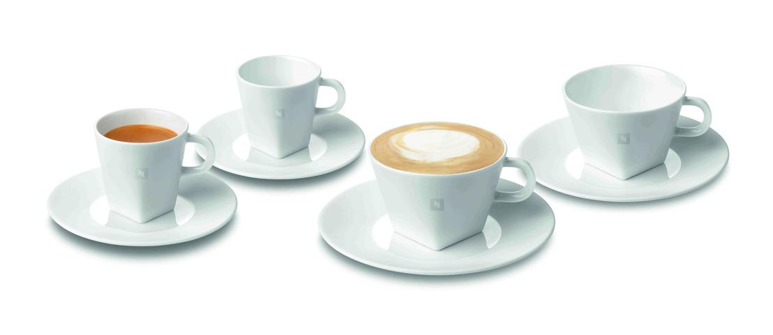 La collection PURE signée Nespresso : pour encore plus de saveur