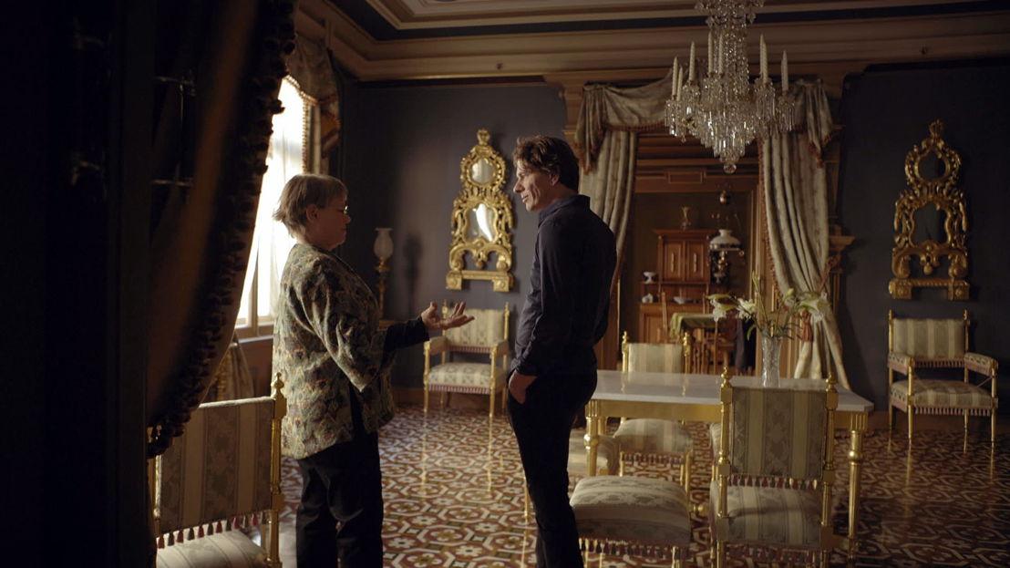 Made in Europe - aflevering 3 : Dimitri met Nora Ibsen, een nazaat van de schrijver - (c) Reinier van Brummelen