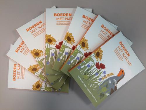 Nieuwe publicatie bundelt kennis over behoud patrijs en versterken biodiversiteit in landbouwgebieden