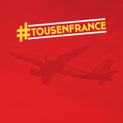 Brussels Airlines launches #Tousenfrance flights for the European Championships