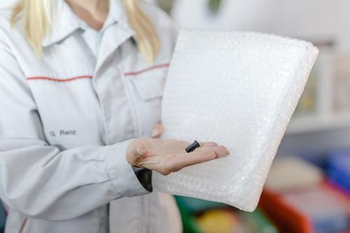 Upcycling bij Audi: een nieuw leven voor verpakkingsmaterialen