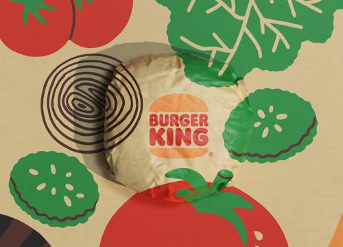 Preview: BURGER KING® opte pour un nouveau logo et une nouvelle identité visuelle sous le signe de l'authenticité