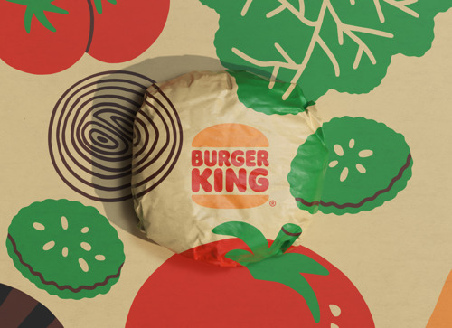 BURGER KING® kiest voor nieuw logo en bijhorende authentieke visuele merkidentiteit