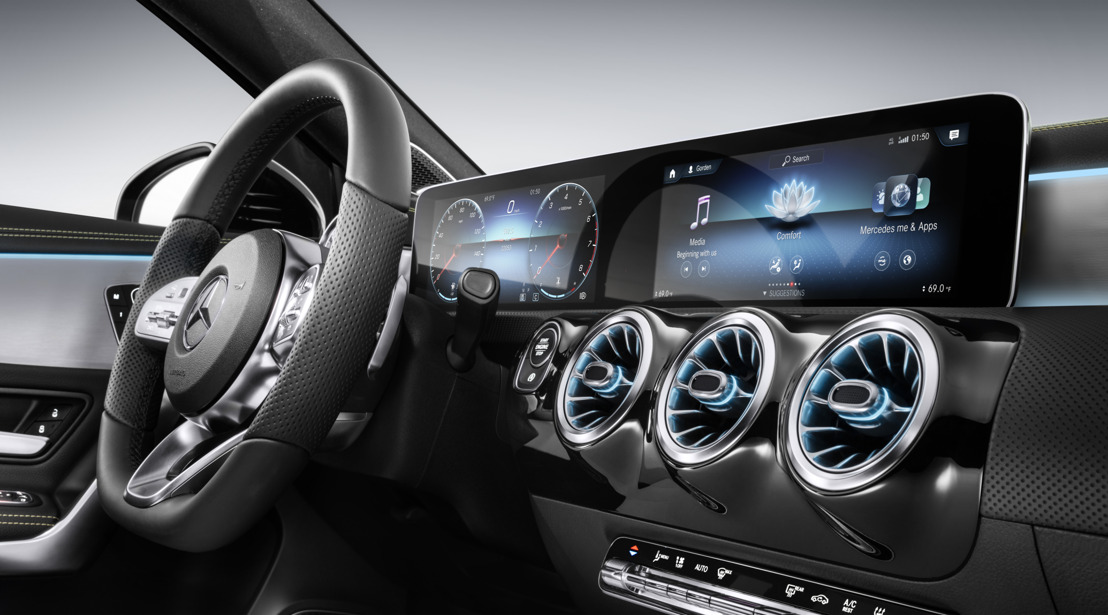 Mercedes-Benz sonde les Belges sur leur désir d'innovation