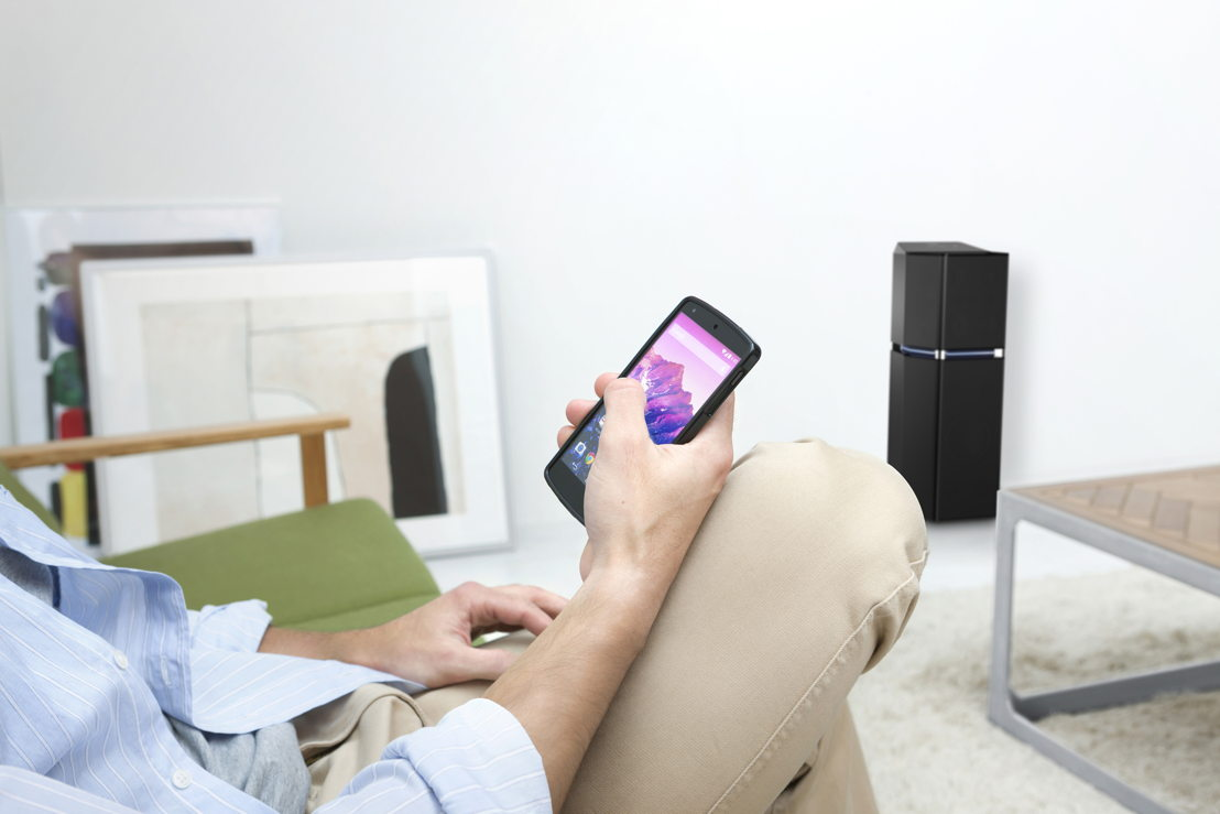 Panasonic Urban Audio SC-UA7 Control Vía App