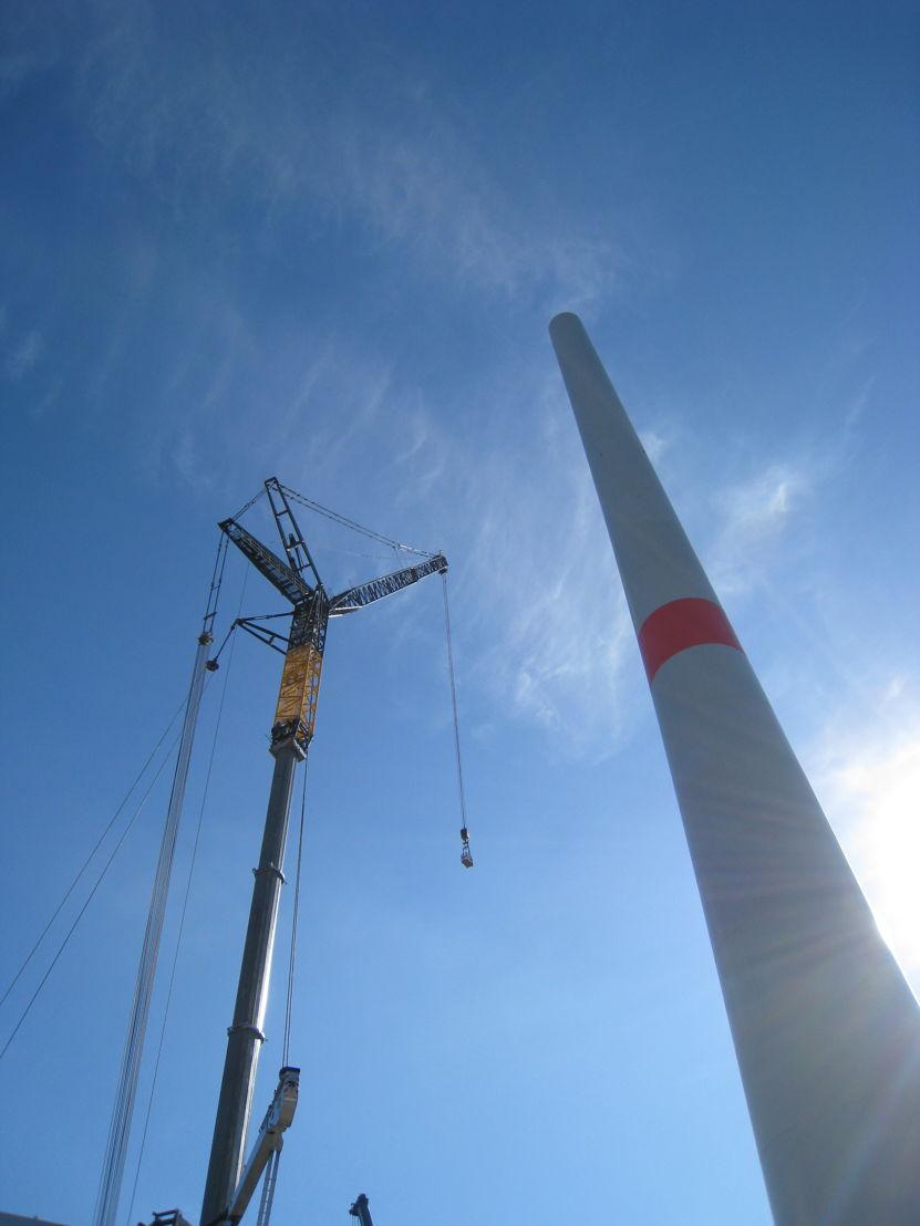 photo du chantier