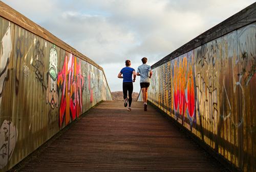 Leuvenaars uitgedaagd tot halve marathon