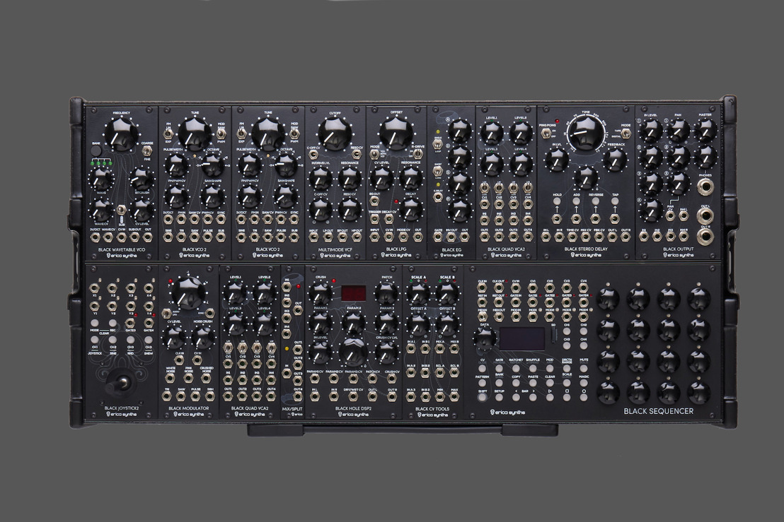 Erica Synths Announces Black System III