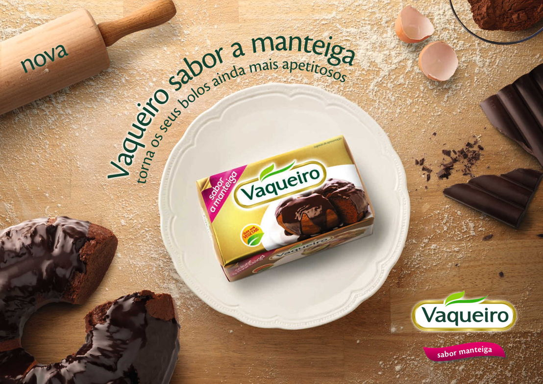 'VAQUEIRO'  for Unilever Europe - Brand Building