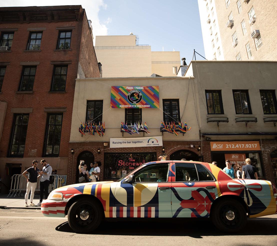 Estados Unidos: amor y celebración en colores del arcoíris