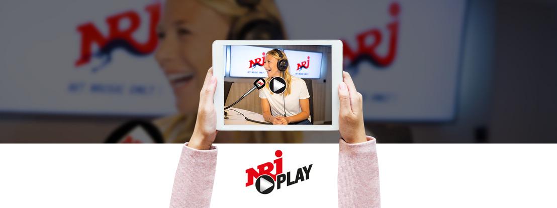 """""""NRJ Play"""", une plateforme unique pour la VOD et les podcasts NRJ"""