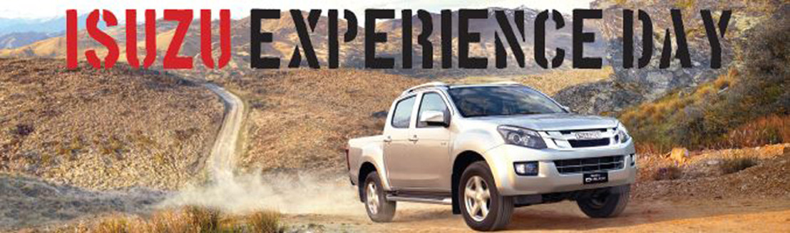 Isuzu Experience day wordt grootste pick-up evenement in de Benelux