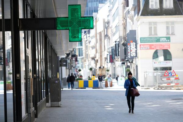 Preview: Résultats du baromètre des pharmacies de la VUB pour la semaine du 30 mars au 3 avril
