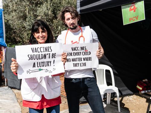 MSF insta a Gavi a apostar por la nueva vacuna para la neumonía