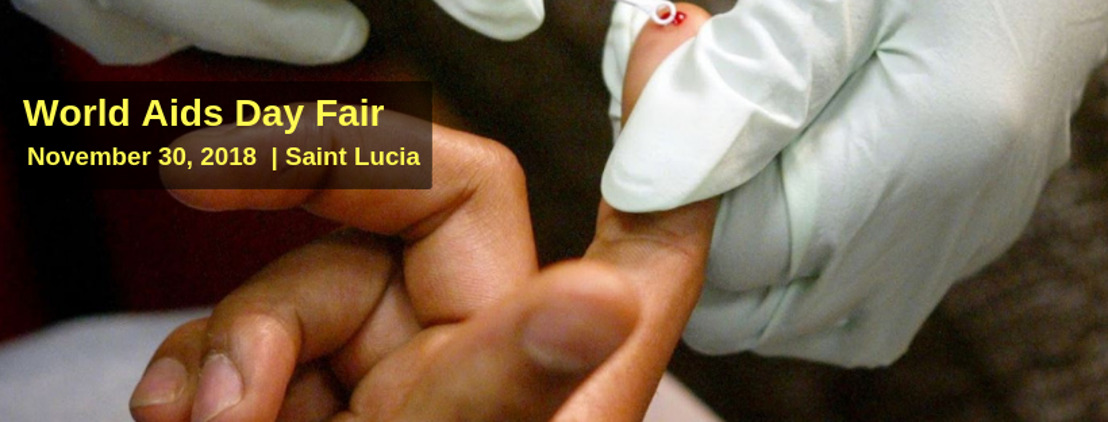 OECS Launches Health Fair to commemorate World AIDS Day 2018
