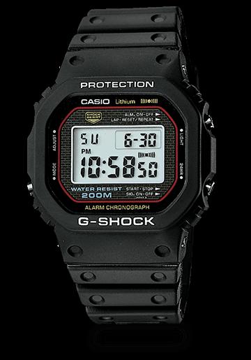 G-SHOCK DW5000C