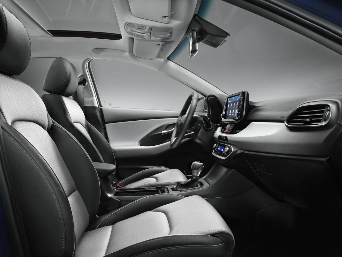 Interior black/grey