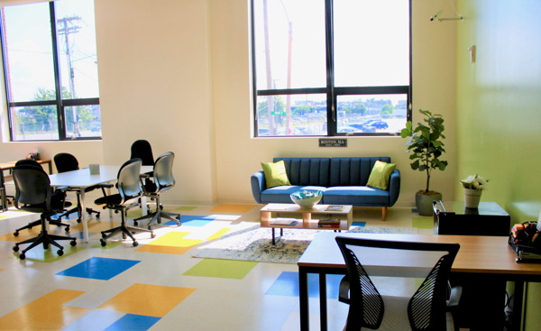 Preview: Kids & Company launches the first complimentary child-centric co-working space in the United States at the Boston Seaport Center