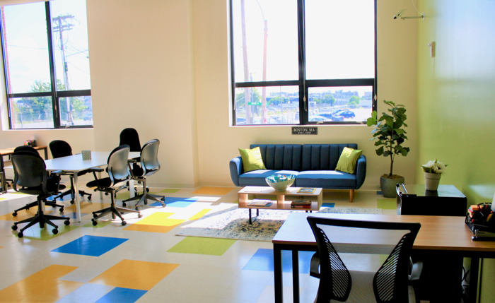 Kids & Company launches the first complimentary child-centric co-working space in the United States at the Boston Seaport Center