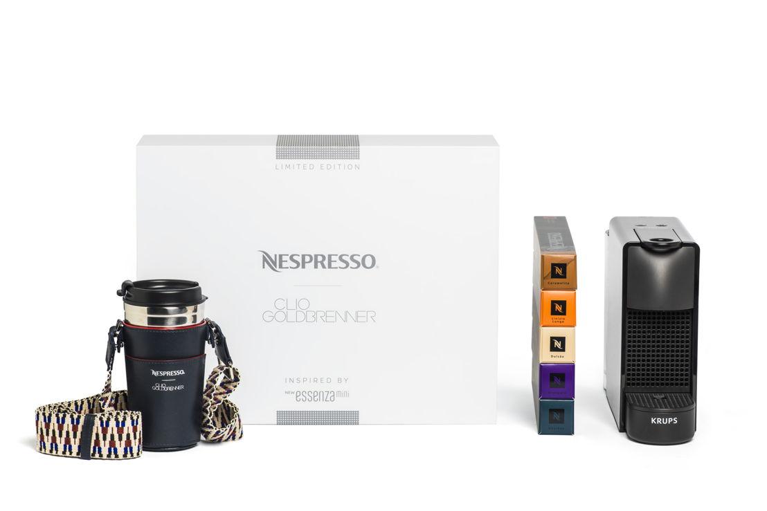 Nespresso X Clio Goldbrenner - 169 euro