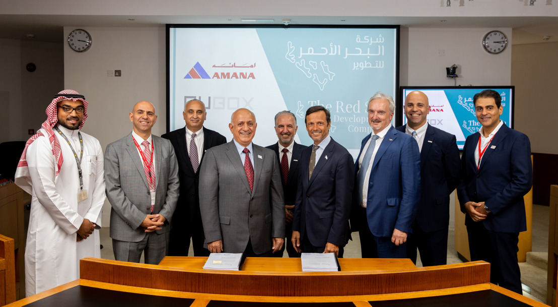 The Red Sea Development Company awards contract for Management Hotel