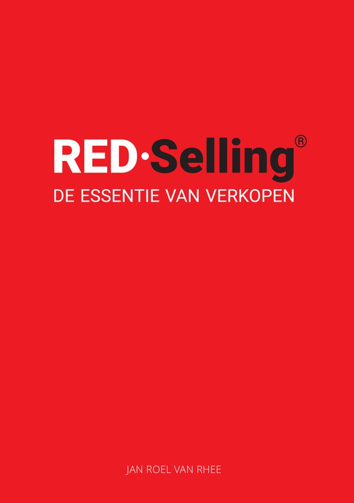 Salesexpert onthult de essentie van verkopen in nieuw boek 'RED-Selling'