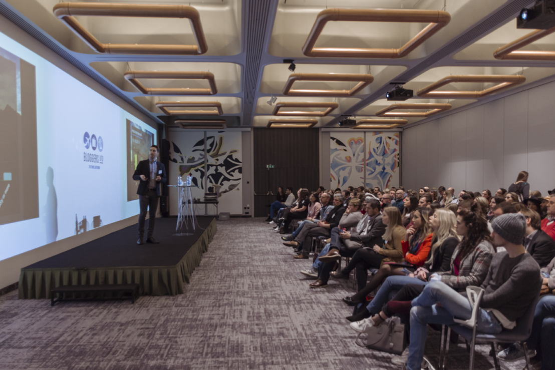 Bloggers UTD - presentations