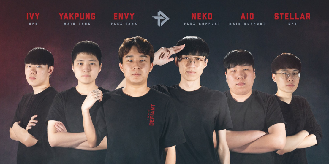 MEDIA ADVISORY: TORONTO DEFIANT PLAYERS IN TORONTO FOR FIRST TIME