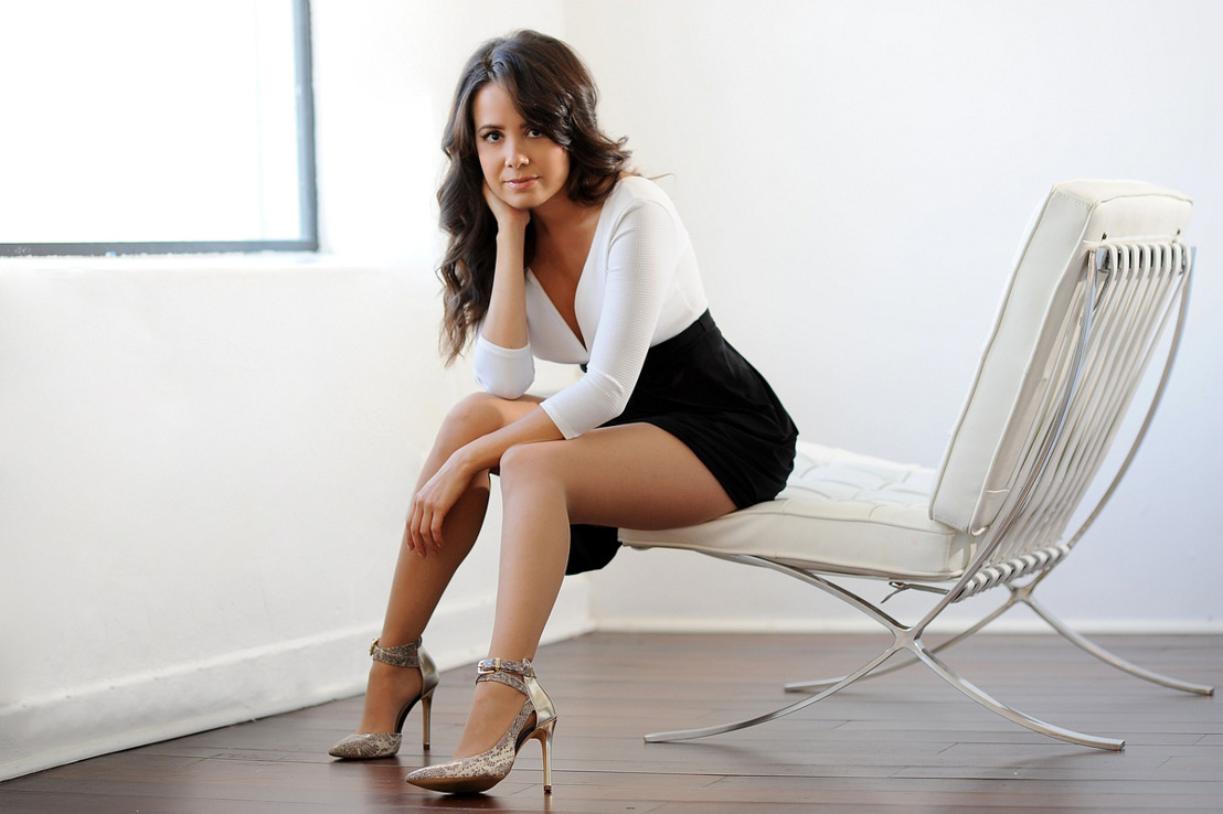 New Movie Starring Sara Castro Screened In Beverly Hills Last Night