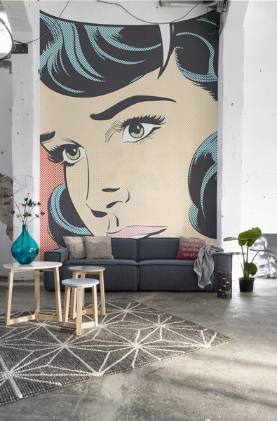 Retro & Vintage Inspired Murals