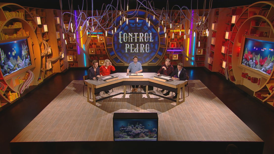 Control Pedro - Aflevering 1