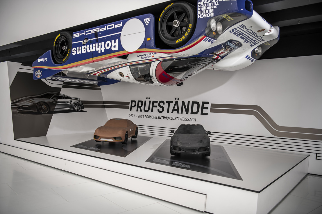 Special insights into the ideal birthplace of all Porsche sports cars