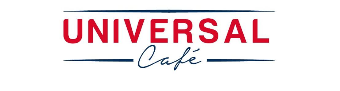 Universal Café : concept innovant et interactif.