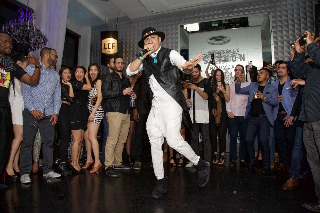 Taboo headlined the party in Montreal. (Photo: Katya Koroscil)