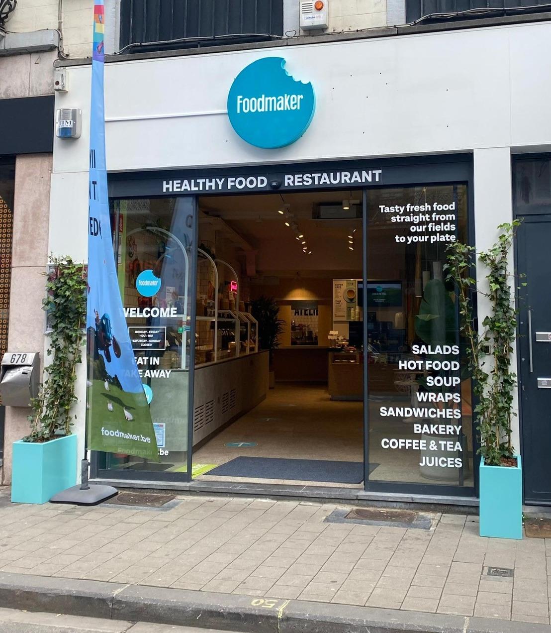 Delhaize et Foodmaker annoncent un partenariat structurel
