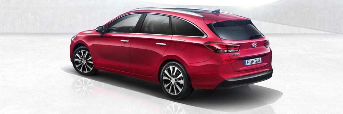 New Generation Hyundai i30 Wagon – ou lorsque l'élégance rencontre la modularité
