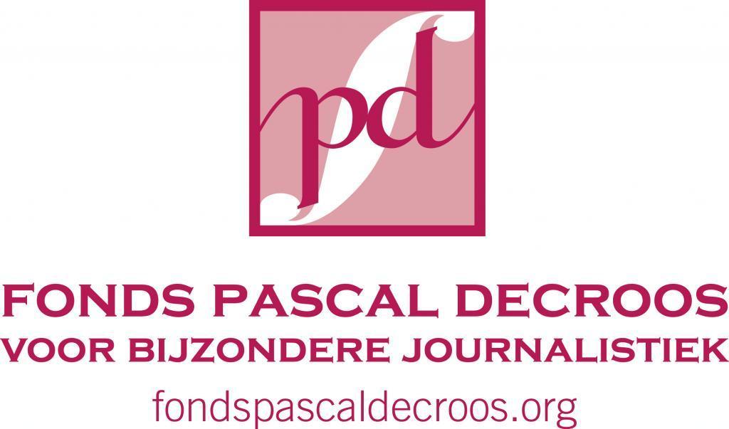 Logo Fonds Pascal Decroos