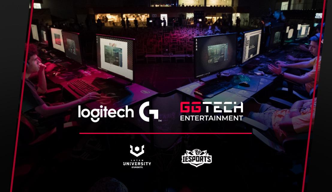 Logitech G une lazos con GGTech Latam para impulsar el talento universitario a través de UNIVERSITY Esports