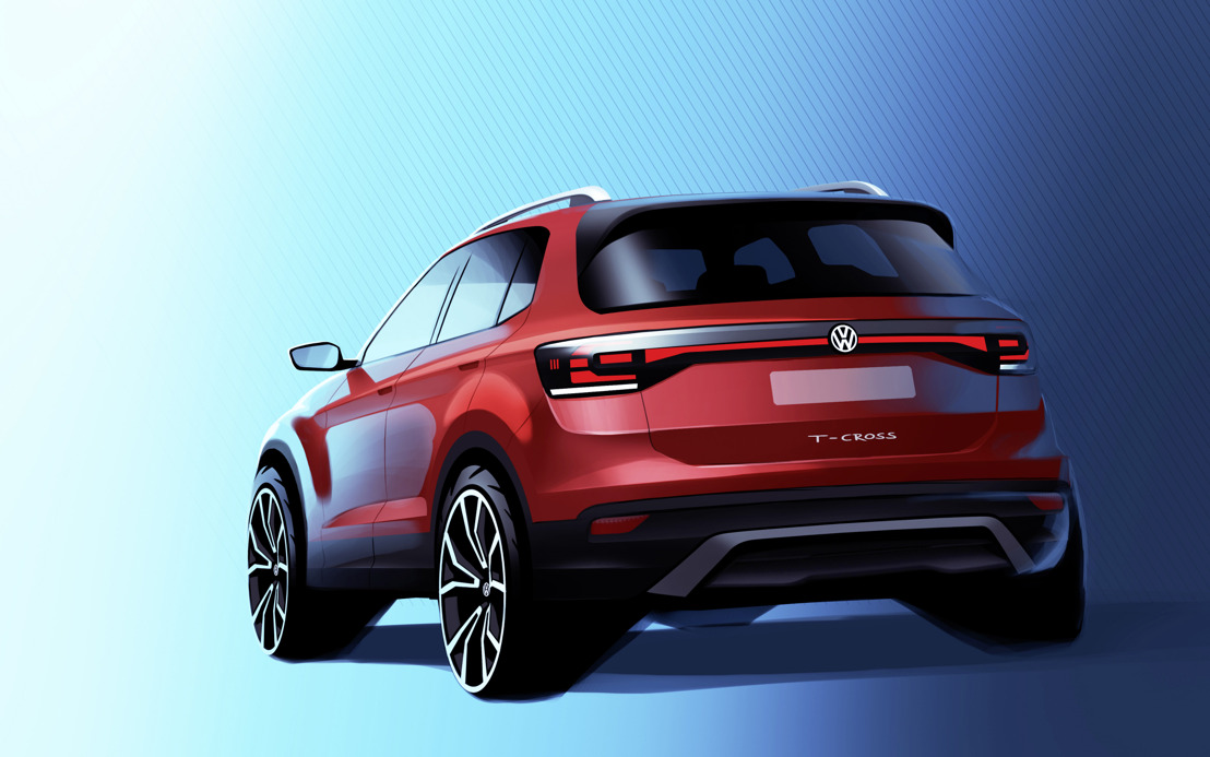 Le nouveau T-Cross : « More than one thing »