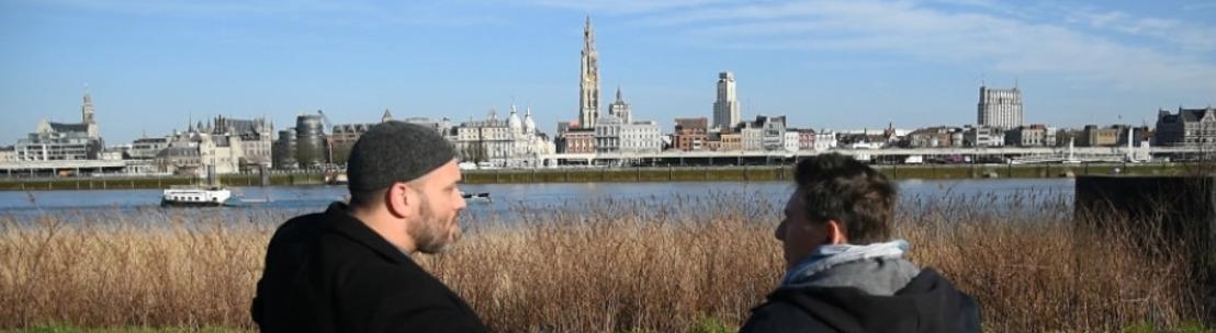 """""""Belgische moslims, we moeten eens praten"""""""